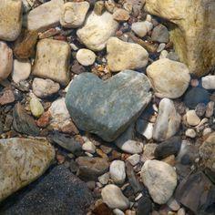 ..in rocks