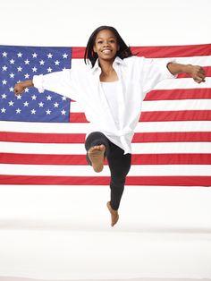 Modern day hero, Gymnast Gabby Douglas on Preparing for the London 2012 Olympics Usa Olympics, Summer Olympics, Olympic Gymnastics, Olympic Games, Rhythmic Gymnastics, London Summer, Usa Baby, Gabby Douglas, Black Pride