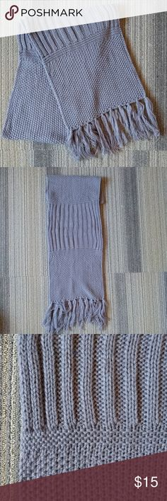 "Very soft scarf NWOT Scarf measures 80""long x 12"" wide. It has never been wore before. Accessories Scarves & Wraps"