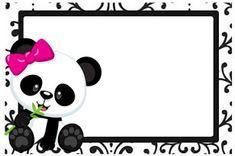 - See More Lovely Pineapple Party Ideas At B. Panda Themed Party, Panda Birthday Party, Panda Party, Hello Kitty Birthday, Diy Panda, Panda Craft, Cute Panda, Newborn Baby Girl Gifts, Baby Shawer