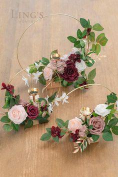 Fall Wedding, Floral Wedding, Wedding Colors, Wedding Flowers, Wedding Ideas, Rose Wedding, Birch Wedding, Wedding Table Centerpieces, Diy Wedding Decorations