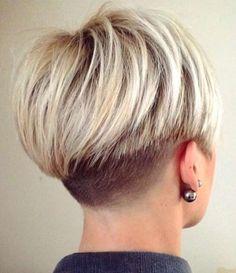 Lavieduneblondie Kurze Frisuren