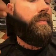 Beard Trimming Styles, Faded Beard Styles, Beard Styles For Men, Hair And Beard Styles, Beard Fade, Beard Look, Sexy Beard, Mens Hairstyles With Beard, Cool Hairstyles For Men