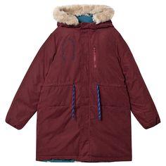 Kappa Kids Boys Train Rain Jacket Junior Long Sleeve Performance Shirt Coat Top