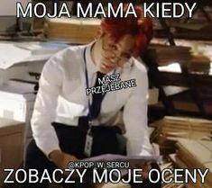 Asian Meme, Polish Memes, Funny Mems, About Bts, My Hero Academia Manga, Wtf Funny, Bts Boys, Jikook, Bts Jimin