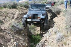 Some Jeep Balance