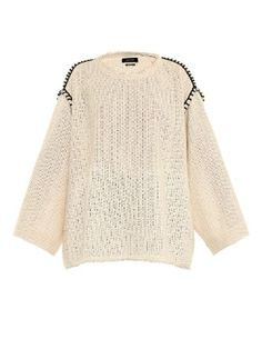 Elmy oversized sweater   Isabel Marant   Sweaters, Shopping, Isabel Marant,  Women Wear f00165770ed