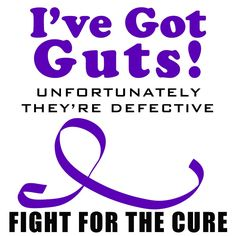 Got guts?  Awareness  my son has crohns disease. anyone ever wanna chat Im   Misa Blessed Lopez-Coleman