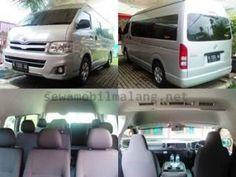 Jasa sewa Toyota Hiace Commuter di WIlayah Malang Batu dan Bromo