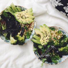 #food #avocado #recipes