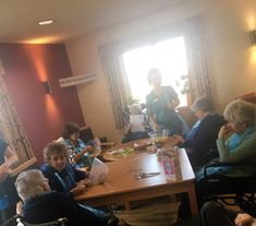 Great Ribble Bake Off at Springhill Care Home - Springhill Care Group Lancashire
