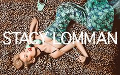 Call me baby!  Stacy Lomman : Spring 2013
