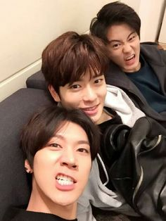 NCT Ten, Jaehyun & Mark