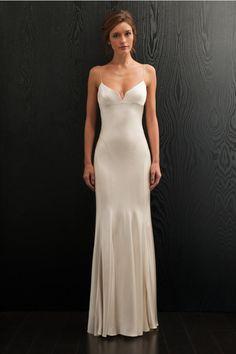 April Wedding Dress   Amanda Wakeley