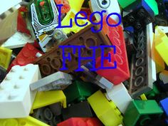 Lego object lesson about the importance of the scriptures