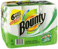 HOT NEW LINKS - Another $1/1 Charmin, $1/1 Bounty & $0.75/1 Bounty Paper Towels (GOOD ON SINGLE ROLLS!) - http://www.couponaholic.net/2016/02/hot-new-links-another-11-charmin-11-bounty-0-751-bounty-paper-towels-good-on-single-rolls/