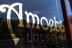 Fusion Signage & Displays - Our Work - Window Graphics - Amoeba