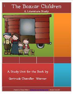 Boxcar Children Literature Study