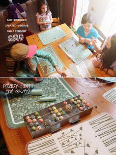 Jewelry Workshop – Kids edition! | VeruDesigns, LLC Workshop, Beads, Pendant, Fun, Jewelry, Design, O Beads, Fin Fun, Jewellery Making