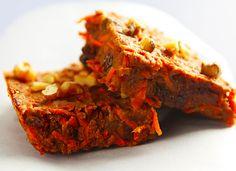 49. Carrot cake bars | Community Post: 49 Vegan & Gluten Free Recipes For Baking In October