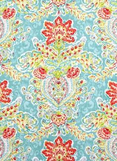 Crystal Vision Capri.  I would like to use this for projects in my daughter's room to go with her dena home sunbeam quilt