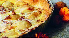 Lahodný hruškový koláč s mascarpone   Prima Fresh