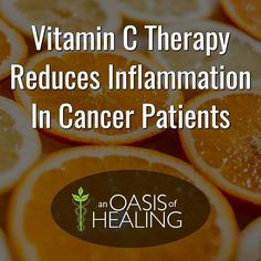 We all know that Vitamin C is a powerful antioxidant known for its role in boosting the immune system. What you may not know is in high doses the potent vitamin is capable of killing cancer cells outright without negatively impacting the body. . According to @anoasisofhealing there are about 91000 publications on PubMed regarding intravenous vitamin C  and its effect on cancer. So if anyone ever tells you its not researched tell them to stop watching TV and start reading again…