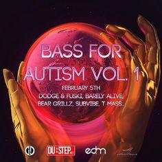 Support #BassForAutism and #OrganizationForAutismResearch by downloading an Exclusive 20-Track Digital Music Compilation here:  http://bassforautism.bandcamp.com/   Great music from artists like #DodgeandFuski #BarelyAlive #BearGrillz #Subvibe and #TMass!