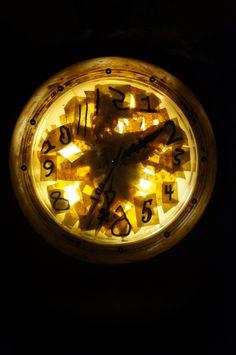 Spooky Clockwork Pumpkin Halloween Celebration, Wall Lights, Pumpkin, Inspiration, Home Decor, Biblical Inspiration, Homemade Home Decor, Appliques, Gourd