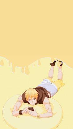 Midorima Shintarou, Kise Ryouta, Ryota Kise, All Anime, Anime Guys, Anime Art, Kise Kuroko, Kuroko No Basket Characters, Rilakkuma Wallpaper