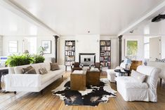Nile Street,  An open-plan living space in London