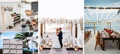 No hay nada mejor que casarte cerca del mar. Con estos tips para tener una boda en la playa inolvidable, te enamorarás más.