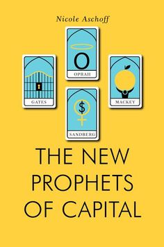 "Book Launch: New Prophets of Capital by Nicole Aschoff in conversation with Liza Featherstone Monday Apr 20, 2015 7:00 pm - 9:00 pm  THE POWERHOUSE ARENA [Dumbo]  37 Main Street  Brooklyn, NY 11201 For more information, please call 718.666.3049 RSVP appreciated: RSVP@powerHouseArena.com -or- Please fill out the ""Bookings"" form at the bottom of the event page."
