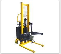High Lifting stacker features simple structure, flexible operation, low failure rate and high safety. It is ideally suited for stacking, loading, unloading and transporting operations in narrow aisles and restricted spaces.http://www.lift-star.com/rider-pallet-truck/ride-on-pallet-trucks.html