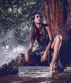 Haute Couture | Pocahontas
