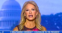 Kellyanne Conway mindlessly slams Emmys for mocking Trump: 'You're showing world you're easy with an insult'
