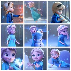 Young Elsa (Frozen)