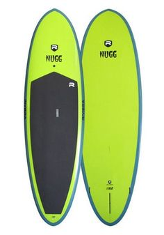 Bright Green / Lime Stand up Paddle Board. ONLY: $850 New 2013 Colors: http://www.waterwaysup.com/riviera-nugg.html #RivieraNugg 9'2 SUP #WomensSUP #Paddleboard