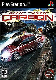 Need for Speed: Carbon (PS2, 2006) BRAND NEW SEALED Black Label