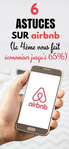 6 Tips on Airbnb (The can save up to - Ratiba Djekrif - Travel Notes Travel List, Travel Advice, Travel Guides, Travel Hacks, Bon Plan Voyage, Das Hotel, Destination Voyage, Lets Do It, Travel Tips