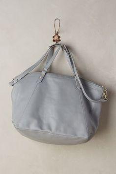 Lauren Merkin Nina Tote Grey One Size Bags