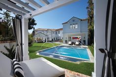 Private Garden with Swimming Pool