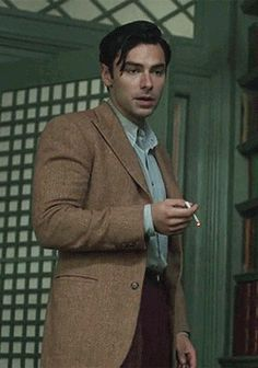 I& never told a lie and that makes me a liar — Philip Lombard + episode 2 + outfits Philip Lombard, Being Human Uk, Then There Were None, Aiden Turner, William Shatner, Poldark, Film Aesthetic, Agatha Christie, Gorgeous Men