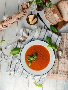 Täydellisen tomaattikeiton valmistus – Viimeistä murua myöten