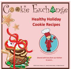 The holidays are a great time to get your kids cooking in the kitchen. We've assembled our favorite holiday cookie recipes that use super healthy and natural ingredients like oats, flax seed, honey, peanut butter, dried fruit, nuts, chocolate, whole grains, berries and more!