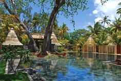 Mauritius - Shandrani Beachcomber - Spa