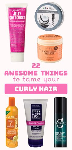 22 Ways To Make Managing Your Curly Hair So Much Easier