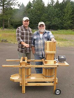 Correll Cider Press. I want an Heirloom Medium or Large one so bad!