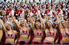 University of Alabama Crimsonettes