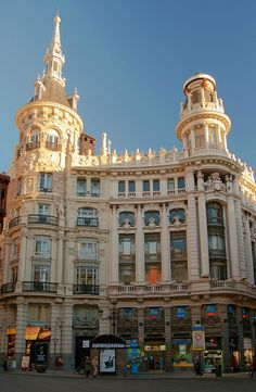 Canalejas Square, Madrid, Spain